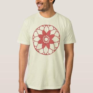 Camiseta orgánica de la unidad el 100%