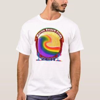 Camiseta Orgullo 2011 de Myrtle Beach