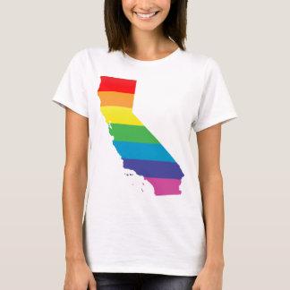 Camiseta orgullo de California