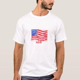 Camiseta orgullo de los E.E.U.U.