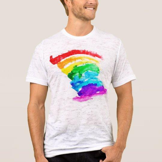 Camiseta Orgullo del arco iris