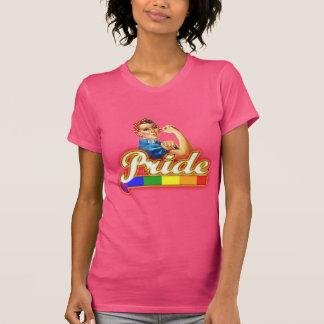 Camiseta Orgullo gay podemos hacerlo con orgullo