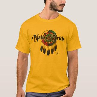 Camiseta orgullo nativo