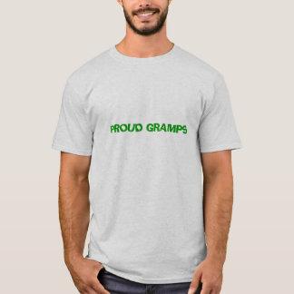 Camiseta ORGULLOSA de GRAMPS