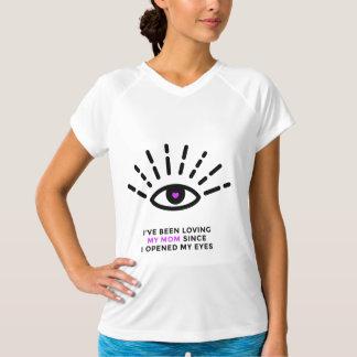 Camiseta orgullosa de la hija