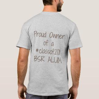 Camiseta orgullosa del dueño 2011 de los hombres