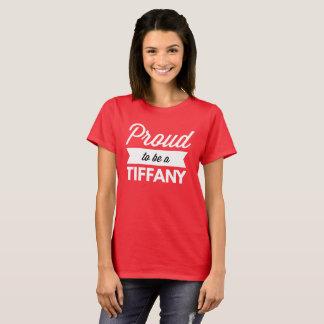 Camiseta Orgulloso ser Tiffany