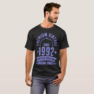 Camiseta origina superior de la edición limitada del