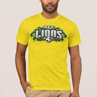 Camiseta Oro de los leones del AFC (ningún #)