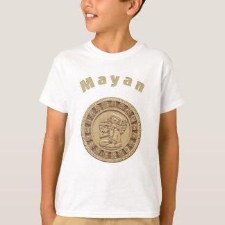 Camiseta Oro maya