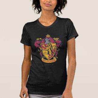 Camiseta Oro y rojo del escudo de Harry Potter el |