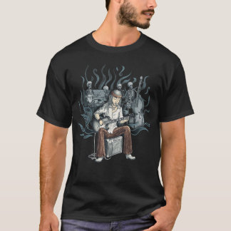 Camiseta Orquesta de los muertos