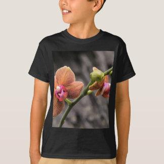 Camiseta Orquídea anaranjada