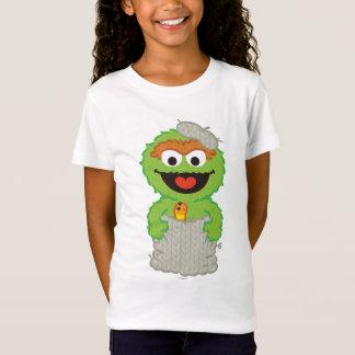Camiseta Óscar que las lanas del Grouch diseñan