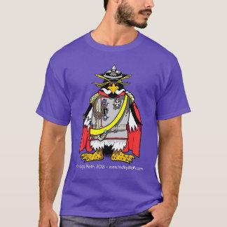 Camiseta oscura 2013 de Kaiser Willy (TM)