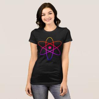 Camiseta oscura atómica