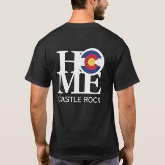Camiseta oscura de Castle Rock CASERA