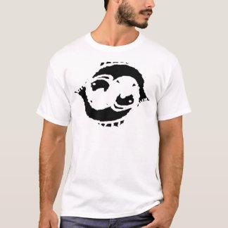 Camiseta oscura de los pescados de Piscis