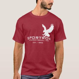Camiseta oscura de Sportron Eagle