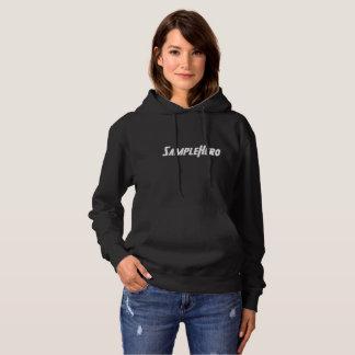 Camiseta oscura para mujer