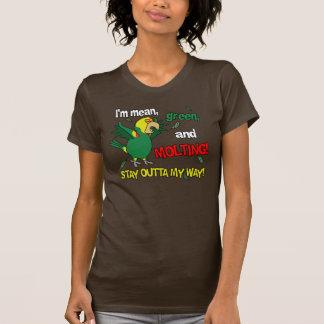 Camiseta oscura que muda de DYH el Amazonas
