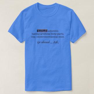 Camiseta Oscuridad Bionic para hombre de Def