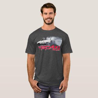Camiseta Oscuridad de la edición de la deriva de Toyota