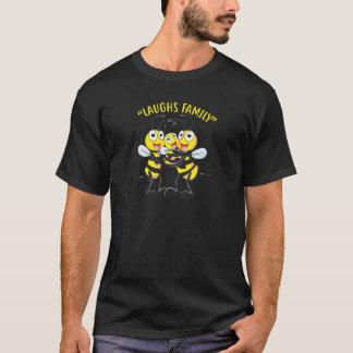 Camiseta Oscuridad de la familia de las risas