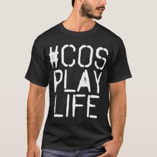 Camiseta Oscuridad gráfica del #CosplayLife