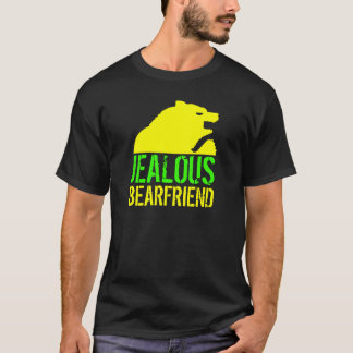 Camiseta Oso celoso del amarillo de Bearfriend