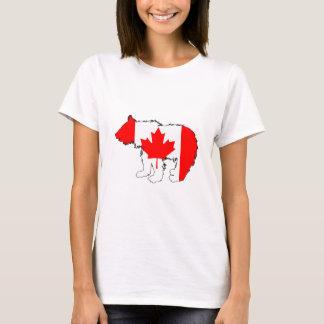 Camiseta Oso Cub de Canadá
