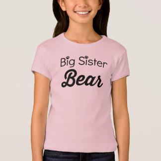 Camiseta Oso de la hermana grande