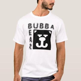 Camiseta Oso del cuadrado del oso de Bubba