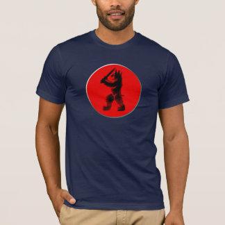 Camiseta Oso grande del oso del terraplén mún