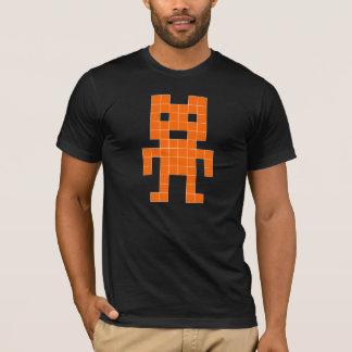Camiseta Oso - naranja