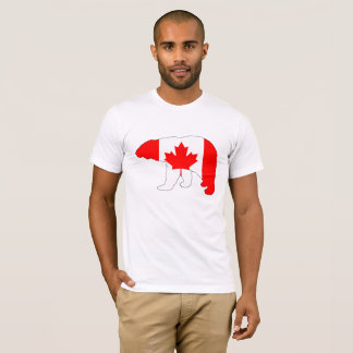 "Camiseta Oso polar ""Canadá """