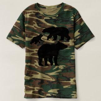 Camiseta osos del camo