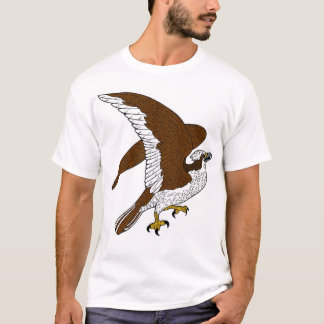 Camiseta Osprey que sube al vuelo