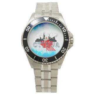 CAMISETA Ottawa Reloj