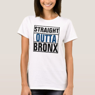 Camiseta Outta recto Bronx