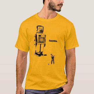 Camiseta ¡Overlords del robot!!! ¡Ahora usted limpia el