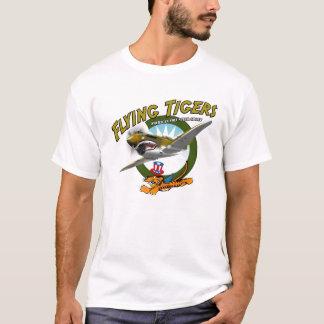 Camiseta P-40 Flying Tigers