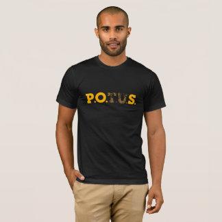 Camiseta P.P.O.S. El oro y el bronce del plutócrata ultra
