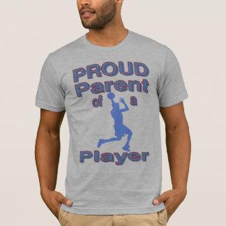 Camiseta Padre orgulloso del hijo del baloncesto