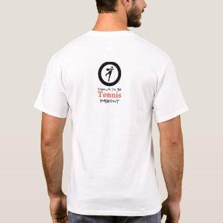 Camiseta Padre orgulloso del tenis