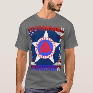 Camiseta Pagano americano--Fuerza aérea