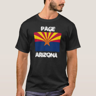 Camiseta Página, Arizona