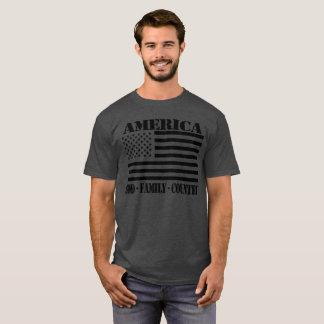 Camiseta País de la familia de dios