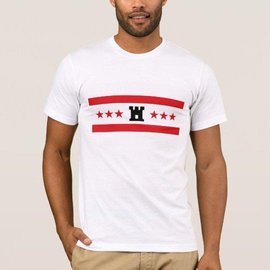 Camiseta País de Países Bajos de la bandera de la región de