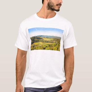 Camiseta Paisaje en Toscana, Italia